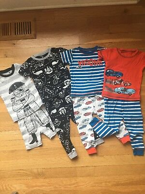 Lot Carter's Boys Spring Pajama Sets Mix And Match 18 Months