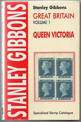 Queen Victoria Gibbons GB Specialised Stamp Catalogue Vol 1 - 13th Edition 2004