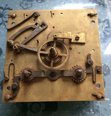 Clock Movement For Spares
