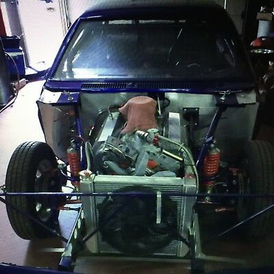 1975 Chevy Monza Pro street/ Race car with title
