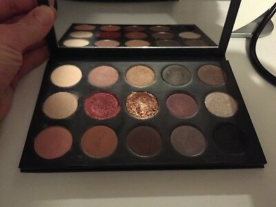 BE creative make up palette d'ombre a paupieres 15x1.8g