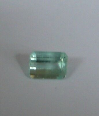 Smaragd Octagon, 1,37 CT