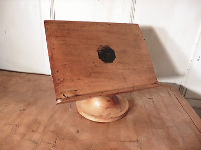 A French Sycamore Book Rest, Reading or Music Stand