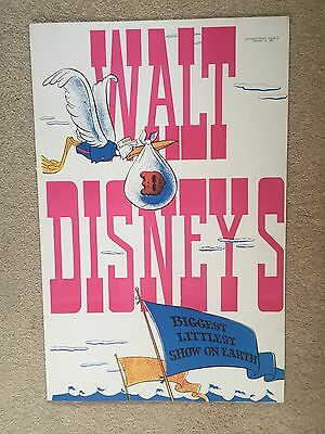 Dumbo Film Poster 1941 Disney