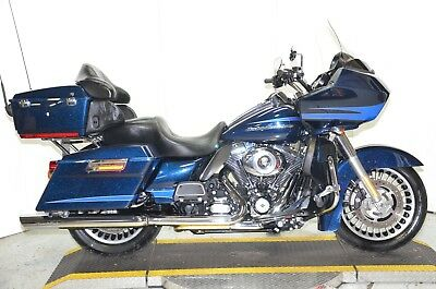 2013 Harley-Davidson Touring  2013 Harley Davidson Road Glide Ultra FLTRU Screamin' Eagle Stage 1 ABS Security