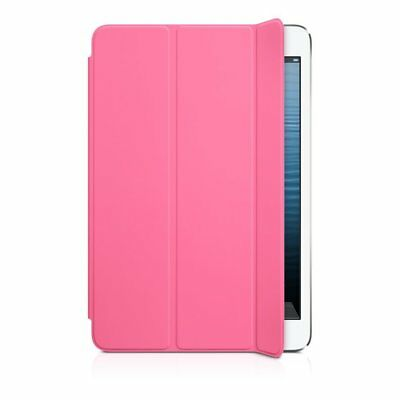 Genuine Apple iPad Mini 1 2 3 Case Smart Cover Pink MD968ZM/A