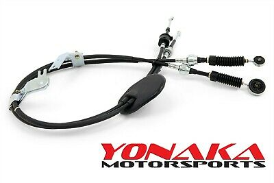 Yonaka 02-06 RSX Shifter Cables Shift Linkage K20 K20A K20Z1 K24 K Swap Series