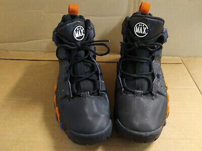 Nike Air Max 2 Charles Barkley Suns Mens Basketball Shoes - Sz 8 - 488119- 8b92a8db0