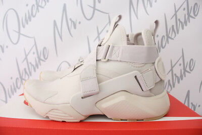 9265a284dc03 Nike Womens Air Huarache City Sz 7 Desert Sand White Gum Brown Ah6787 001