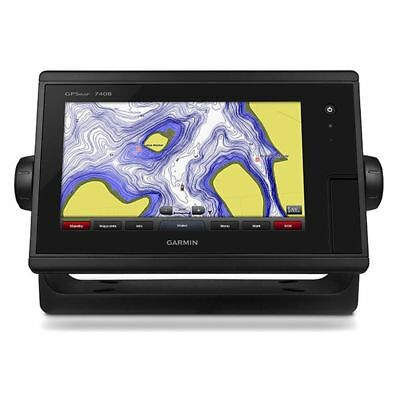 "Garmin GPSMAP 7408 J1939 8"" Widescreen Network Capable Chartplotter 010-01305-10"
