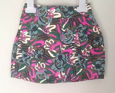 Caramel Baby & Child Abstract Floral Baby Skirt Size 2 Years 18-24 Months BNWOT