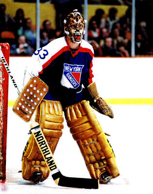 Gilles Gratton New York Rangers 8x10 Photo