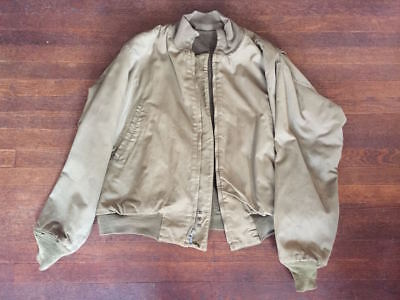 ORIGINAL 1940s WWII US Army Tanker Bomber Jacket size 38/40 Excellent Cond.