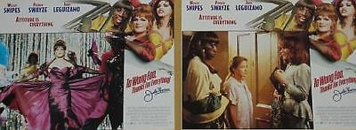 TO WONG FOO THANKS FOR EVERYTHING!  - 11x14 US Lobby Cards Set - Patrick Swayze