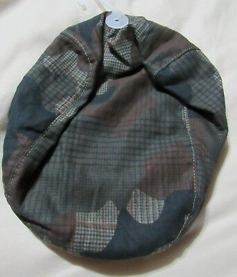 NWT Baby Gap Green Houndstooth CAMO DRIVER GOLF HAT 6-12 mo  Free US Shipping