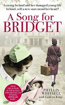 A Song for Bridget: The prequel to Findin by Phyllis Whitsell New Hardcover Book