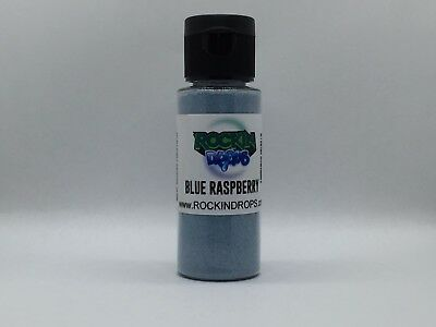 Blue Raspberry Flossine Sugar Flavoring For Cotton Candy MAKES 10 lb Floss Sugar