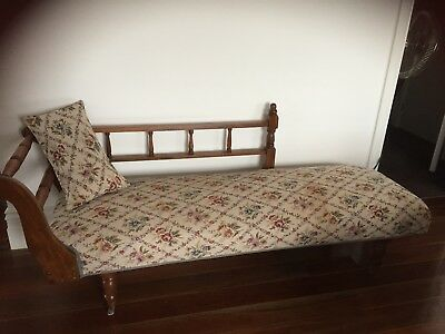 Antique Miners Couch