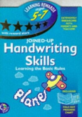 Handwriting Skills (Learning Rewards) Paperback Book The Cheap Fast Free Post