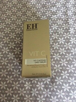 Emma Hardie Vit C Intense Daily Serum 30ml brand new