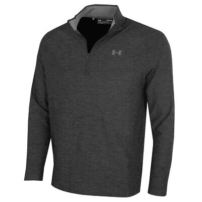 Under Armour Mens 2018 UA Playoff 1/4 Zip Golf Sweater Pullover Top 44% OFF RRP