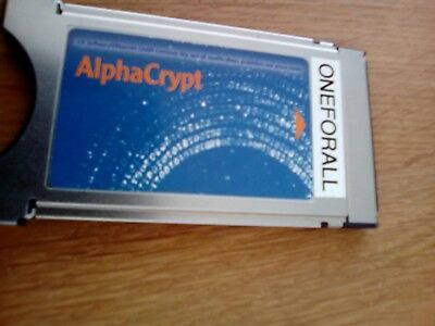 Alphacrypt mit ONE FOR ALL Software 1.0