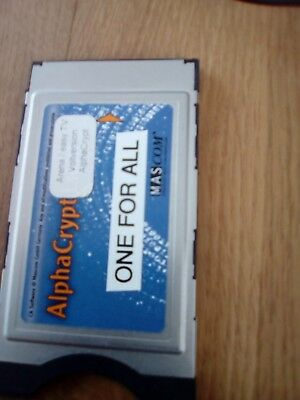 Alphacrypt Light mit ONE FOR ALL Software 1.0