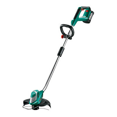 Bosch Li-Ion Cordless Grass Trimmer Adjustable Soft Grip Handle Power Tools