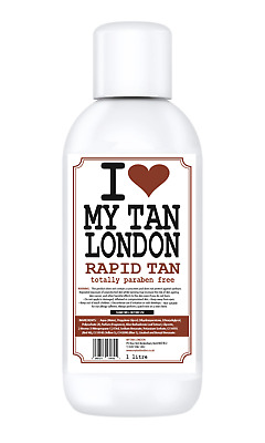 My Tan Spray Tanning Solution - Rapid Tan - 1 Litre Solution