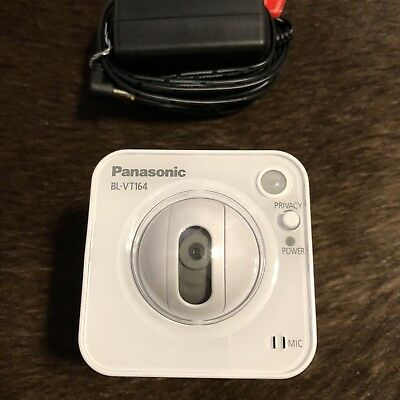 Panasonic BL-VT164 Pan-tilt Body Heat IP Infrared/Night Vision Camera