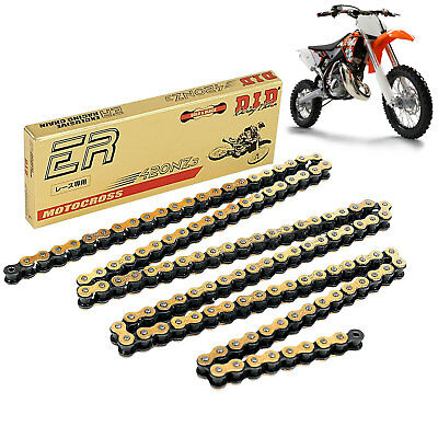 DID KTM SX 65 Gold Racing Motorcycle Chain NZ3 420 x 134 Links SX65