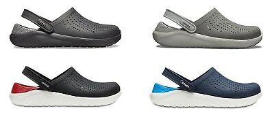 Crocs Adults Unisex LiteRide Lightweight Super Soft Cushioned Slip Ons Clogs