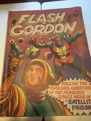 Original Flash Gordon Comic No 1
