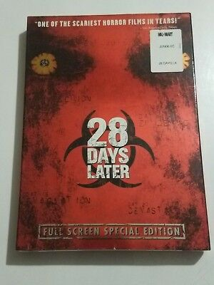 NEW SEALED 28 Days Later (DVD, 2005, FULL SCREEN SPECIAL EDITION)