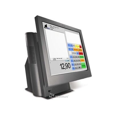 Toshiba SurePOS 4852-52D posi touch Dairy Queen software