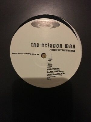 """The Octagon Man - Vidd 12"""" Electron Industries"""