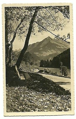 Cp  -  Leysin -  Le  Pic  Chaussy  -  1950
