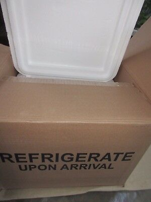 11 by 13.5 by 14.5 Inch Insulated Shipping Cooler