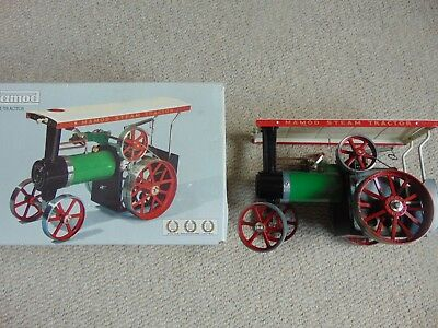 MAMOD Steam Tractor (Boxed)