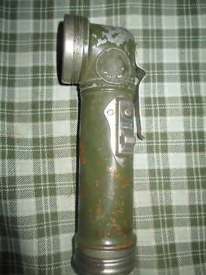 USALITE ~ Vintage Boy Scouts of America Official Flashlight USALite Circa 1950