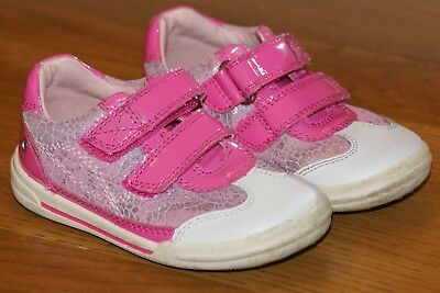 START RITE girl's infant trainers Size 5.5F