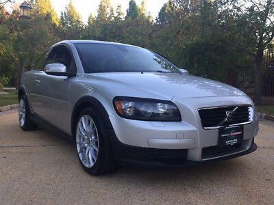 2008 Volvo C30 T5 Hatchback 2-Door warranty free shipping 2 owner clean carfax coupe financing safe cheap fast