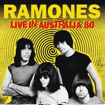 The Ramones - Live In Australia [New CD]