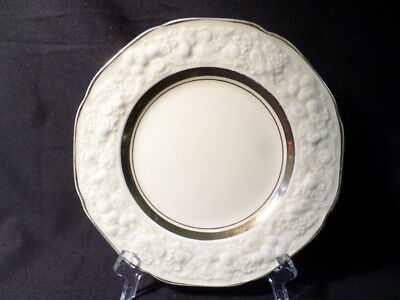 Crown Ducal. Florentine. (Gold Band). Small Plate. Made In England.