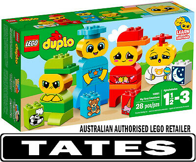 LEGO 10861 My First Emotions Duplo from Tates Toyworld