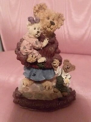 Boyds Bears the bearstone collection, special occasion collection 2000