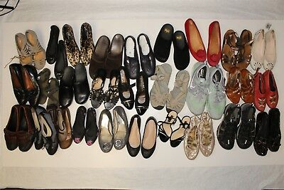 Lot Wholesale Used Shoes Rehab Resale AGL Coach Sam Edelman Michael Kors dJB