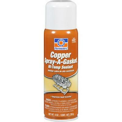 Permatex Copper Spray-A-Gasket Hi-Temp Adhesive Sealant 80697 Free Shipping!