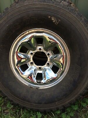 Toyota Spare Wheel 15in