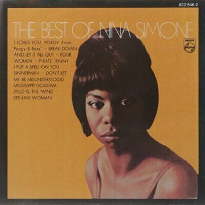 Nina Simone - The Best of Nina Simone - Nina Simone CD UWVG The Cheap Fast Free